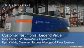 Legend Valve - Custom Automation Solution