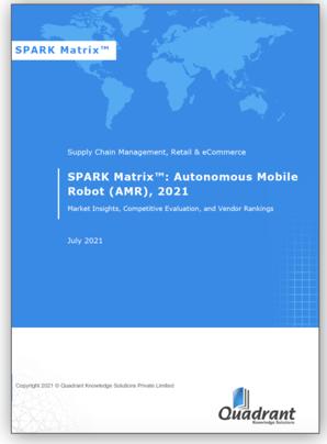 SPARK Matrix 2021